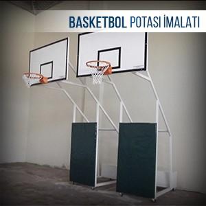 Dört Ayaklı Basketbol Potaları