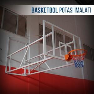 Duvara Monteli Basketbol Potaları
