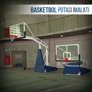Hidrolik Basketbol Potaları