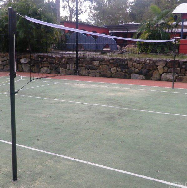 [BD100] Sabit Panyalı Badminton Direği