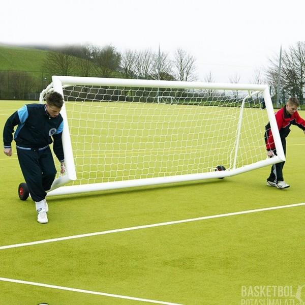 [FT25] Seyyar Tekerlekli Alüminyum Futbol Kalesi