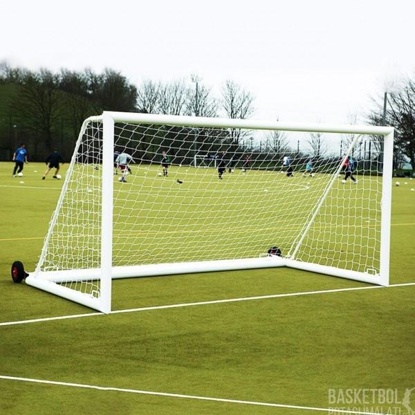 [FT29] Seyyar Tekerlekli Alüminyum Futbol Kalesi