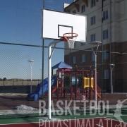 [MS103] Fiber Panyalı Basketbol Potası