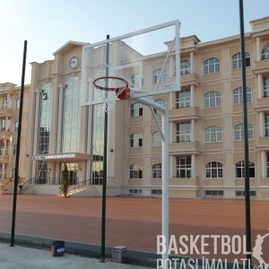 [MS104] 12mm Akrilik Cam Panyalı Basketbol Potası