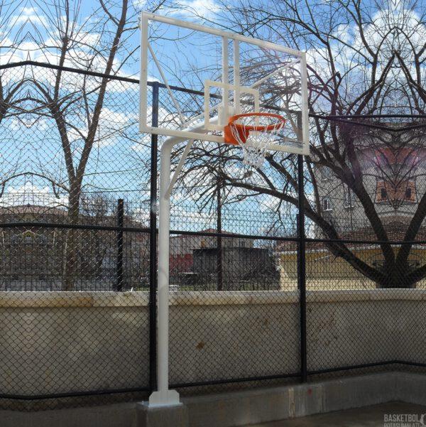 [MS105] 10mm Akrilik Cam Panyalı Basketbol Potası