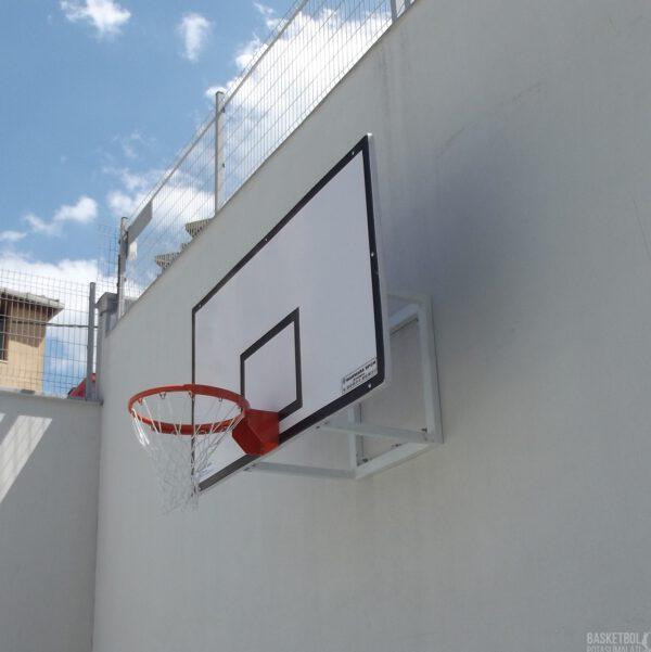 [MS201] Sabit Fiber Panyalı Basketbol Potası