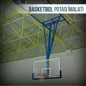 Tavana Katlanır Basketbol Potaları