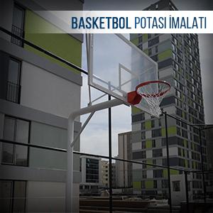 Tek Ayaklı Basketbol Potaları
