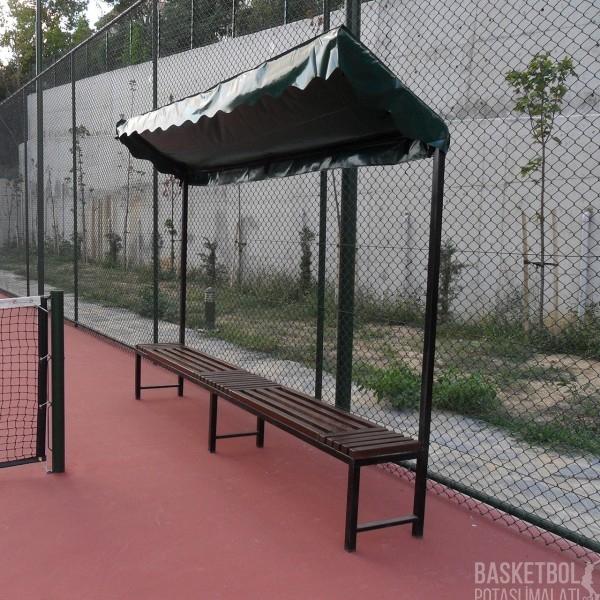 [TN102] Tenis Oturma Benc