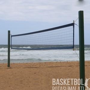 [VL100] Sabit Plaj Voleybol Direği