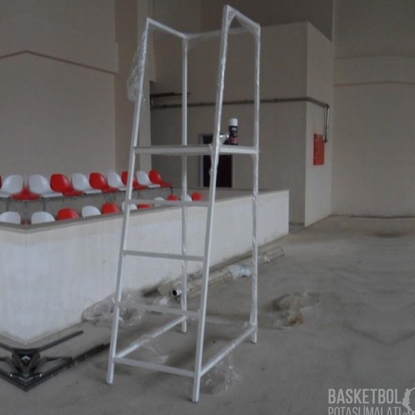 [VL106] Metal Voleybol Hakem Standı
